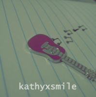 My little guitar song. by kathyxsmile
