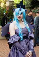 Katsucon 2012: Princess Luna by Dramaya
