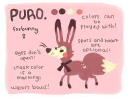 Puro Reference by SUGARFRENZY