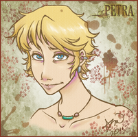 DPaint - Petra by MCMcLamb