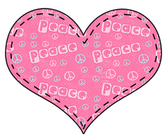 Corazon PNG Pink Love by MFSyRCM