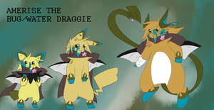 Amerise the Draggie Full Reference by XHazelbomb