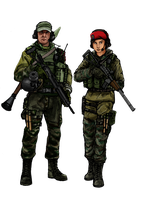 BF4 RU Engineer class (color) by ThomChen114