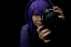 Vocaloid:  Gakupo the Photographer by JoiFuLStudios