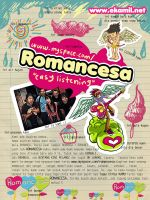 Romancesa Band Promo Flyers by nimbusnymbus