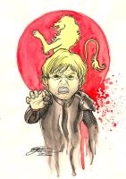 The Lion of Lannister by GabrielJardim
