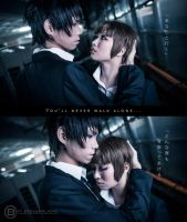 Psycho-Pass : All Alone with you by thebakasaru