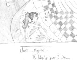 Just Imagine... by bano--kagi