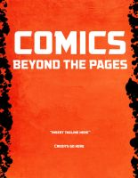 Comics Behind the Pages by Jasen-Smith