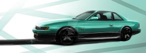 Nissan S13 by Nism088