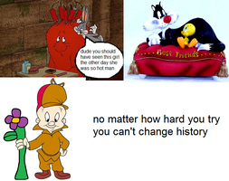 you can't change loony tunes by filmcity