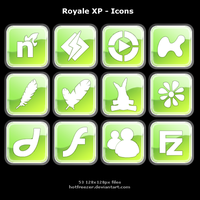 Royale XP - Icons by hotfreezer