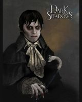 Dark Shadows - Barnabas Collins by Miki-