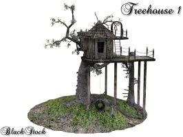 Treehouse 1 by BlackStock