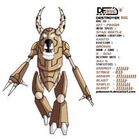 DeBUG 127 - Pinsir by Pokemon-FR