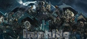 Ironhide signature by Skrillexia-TF
