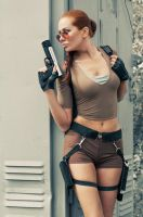 Lara Croft Cosplay #25 by errRust