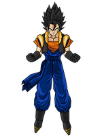 Gogetto by brolyeuphyfusion9500