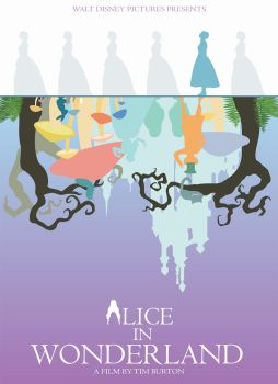Alice in Wonderland by chicachina