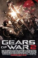 Gears of War Movie Poster by Nortiker