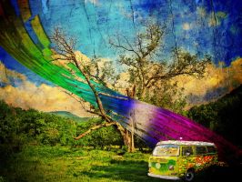 Summer Of Love by mauia