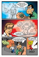 I Robot, You Stupid Pg4 by Casey383