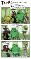 Dota 2: What Bots Think by Wasserbienchen