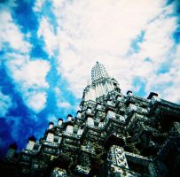 thailand skies by jcgepte