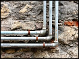 Silver tubes by bupo