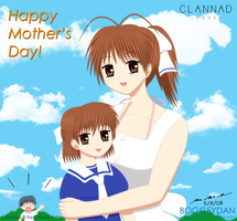 Happy Mother's Day - Clannad by BoggeyDan