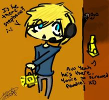 Pewdie by Nightshadow-Horus
