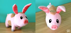 Rappig plushie by Dragons-Garden