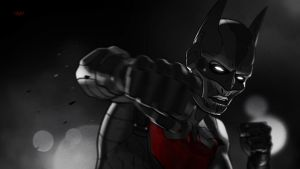 -- Batman Beyond 2.0 -- by wyv1
