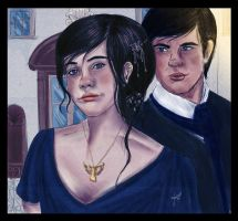 Infernal Devices- Will x Tessa by jeminabox