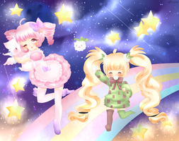 Star Light, Star Bright + Song by PuffyPrincess
