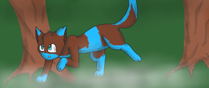 Ros in cat form (request) by thelongdreamer