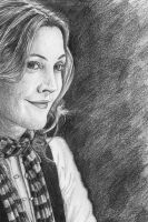 Drew Barrymore by yudijoe