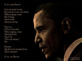 Obama, Too, Sing America by mahmoudgamal