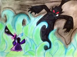 Phantom or Ghost by The-Angel-Deoden