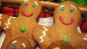 Gingerbread Buddies by NailoSyanodel