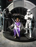 SAN DIEGO COMIC CON '11: A new empire by Tehodda