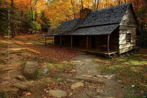 Old Autumn by TRBPhotographyLLC