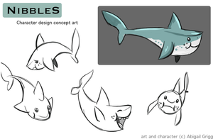 Nibbles Concept by Zukitz