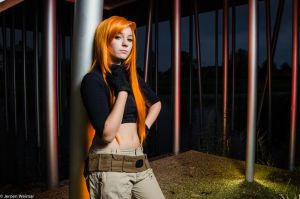 ~Helimatra Cosplay~ Kim Possible - Waiting by HelimatraCosplay