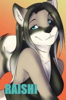Raishi Badge by TygurStar