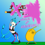 Jinx and Jake Dance! by Sephtis