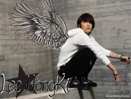 Angel Hongki by JangNoue