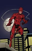 Daredevil by NinjaSpidey