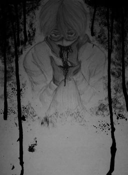Ticci Toby  (creepypasta) by jhasthedeathnote