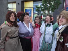 Hetalia Meetup part 2 by Psyromayniak